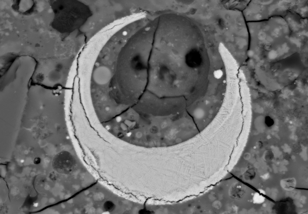 ICIP 2014: Mister Jack inclusion in a SEM catalyst image